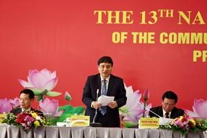Trước khai mạc Đại hội XIII, đại biểu, phóng viên sẽ phải xét nghiệm Covid-19 lần 2