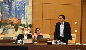 Kiện toàn một số chức danh Nhà nước tại kỳ họp cuối cùng của Quốc hội khóa XIV