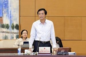 Quốc hội kiện toàn các chức danh chủ chốt tại kỳ họp thứ 11