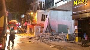 Thông tin chính thức về vụ 4 người tử vong trên phố Nguyễn Công Trứ