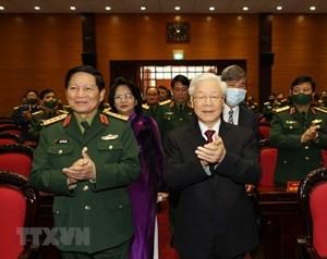 Tổng Bí thư, Chủ tịch nước Nguyễn Phú Trọng: Chủ động đấu tranh phòng chống tham nhũng, tiêu cực ngay trong nội bộ