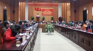 Quảng Nam: Năm 2020 gặp mặt, đối thoại hơn 390 đại biểu trí thức, văn nghệ sĩ, báo chí