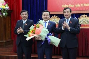 Quảng Nam: Bí thư Huyện ủy làm Phó Chủ tịch HĐND tỉnh