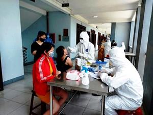 Quảng Nam: Cách ly hàng trăm người về từ Hải Dương, Quảng Ninh