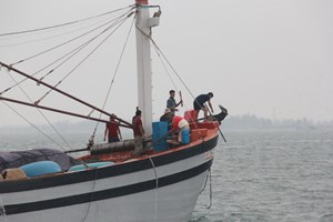 Quảng Nam: Ngư dân vươn khơi bám biển xuyên Tết