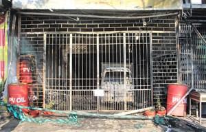 Quảng Nam: Bà hỏa 'ghé thăm' 2 ngôi nhà vào mùng 4 Tết