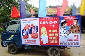 Quảng Nam: Đẩy mạnh các biện pháp phòng, chống dịch Covid-19
