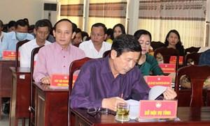 Quảng Nam: Hướng dẫn giới thiệu người ứng cử ĐBQH, HĐND tỉnh