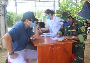 Lại phát hiện 2 người vượt biên trái phép từ Lào vào Quảng Nam