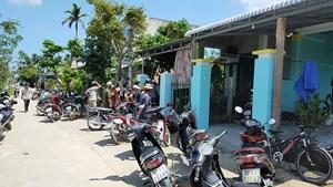 Quảng Nam: 2 đối tượng vào nhà trói người để cướp tài sản