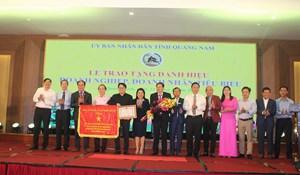 Quảng Nam: Tôn vinh 114 doanh nghiệp, 76 doanh nhân tiêu biểu