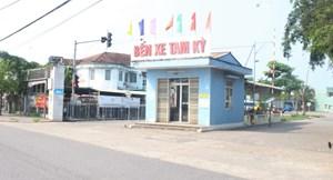 Quảng Nam: Xây dựng bến xe lớn nhất tỉnh