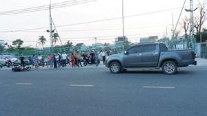 Quảng Nam: Lái ôtô tông xe máy, người đàn ông bị phạt 46 triệu