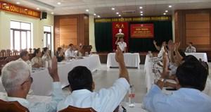 Quảng Nam: 52 người ứng cử HĐND TP Tam Kỳ khóa XII