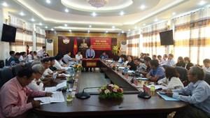 Quảng Nam 'chốt' danh sách 10 người ứng cử ĐBQH khóa XV