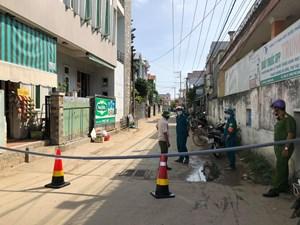 Quảng Nam có 22 F1 của ca dương tính SARS-CoV-2 ở Quảng Ngãi