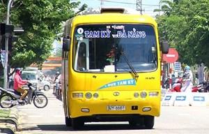 Quảng Nam siết chặt giao thông vận tải để chống dịch Covid-19