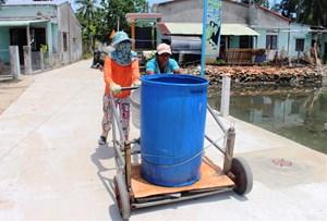 Quảng Nam: Người dân xã đảo khát nước ngọt
