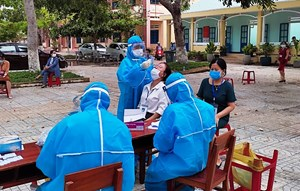 Quảng Nam: F1, F2 liên quan đến ca mắc Covid-19 ở xã Tam Hiệp đều âm tính