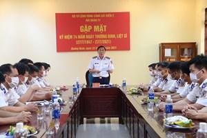 Quảng Nam: Cảnh sát biển nhiều hoạt động thiết thực, có ý nghĩa