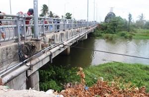 Quảng Nam: Phát hiện thi thể đàn ông nổi trên sông Bàn Thạch
