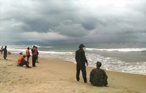 Quảng Nam: Tìm thấy thi thể học sinh lớp 8 tắm biển tử nạn