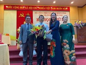 Quảng Ngãi: Phó Bí thư Tỉnh ủy giữ chức Chủ tịch UBND tỉnh