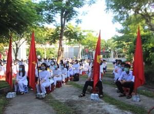 Quảng Nam: Học sinh được nghỉ học để phòng tránh bão số 5