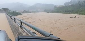 Vùng núi Quảng Nam xuất hiện lũ quét nguy hiểm