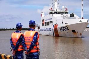 Mệnh lệnh không lời từ trái tim người chiến sỹ Cảnh sát biển