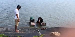 Thi thể nam sinh nổi trên sông Trường Giang tại Quảng Nam