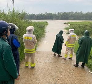 Quảng Nam: Tìm thấy thi thể người phụ nữ bị lũ cuốn mất tích