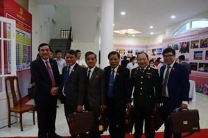 Đại hội đại biểu Đảng bộ tỉnh Quảng Nam lần thứ XXII họp phiên trù bị