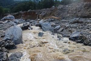 Quảng Nam: Khoảng 200 công nhân Thủy điện Đăk Mi 2 đang bị mắc kẹt