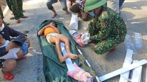 [ẢNH] Toàn cảnh vụ sạt lở ở Trà Leng và quá trình tìm kiếm nạn nhân