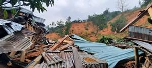 Quảng Nam: Nỗi đau vùng sạt lở đất Trà Vân