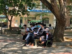 Quảng Nam: Mưa to, lũ lớn một số địa phương cho học sinh nghỉ học