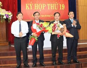 Quảng Nam có tân Phó Chủ tịch HĐND và Phó Chủ tịch UBND  tỉnh