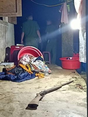 Quảng Nam: Phát hiện thi thể nghi là đối tượng bắn 4 người thương vong