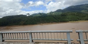 Quảng Nam: Phát hiện một bộ xương người ở dưới sông