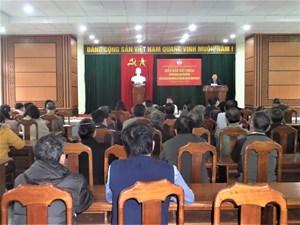 Quảng Nam: Diễn đàn đối thoại về xây dựng NTM với người dân