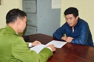 Quảng Nam: Bắt 2 đối tượng lừa đảo chiếm đoạt tài sản