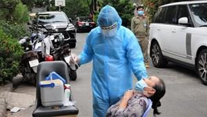TP HCM: Phát hiện 2 trường hợp dương tính SARS-CoV-2 tại khu đô thị Phú Mỹ Hưng