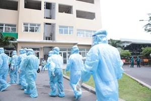 TP Hồ Chí Minh ghi nhận 5 bệnh viện có nhân viên y tế nhiễm SARS-CoV-2