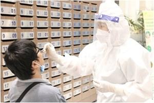 TP Hồ Chí Minh thêm 97 ca nhiễm Covid-19, có 20 ca liên quan đến một công ty tư vấn tài chính