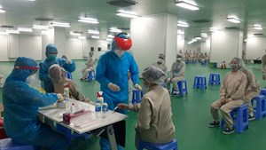 Ngày 12/7, TP Hồ Chí Minh ghi nhận 1.764 ca nhiễm Covid-19
