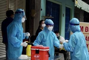 Ngày 19/7, TP Hồ Chí Minh có 3.074 ca nhiễm, giảm 1.618 ca so với ngày trước