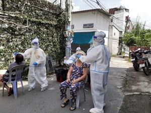 TP Hồ Chí Minh: Số ca nhiễm mới tăng cao nhưng không quá lo