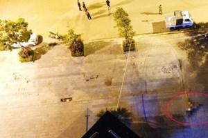 Hà Nội: Nam thanh niên rơi từ tầng 18 tòa nhà Golden Palace tử vong