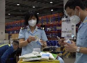 Buôn lậu thuốc, thiết bị y tế trong mùa dịch: Cần xử lý nghiêm để răn đe